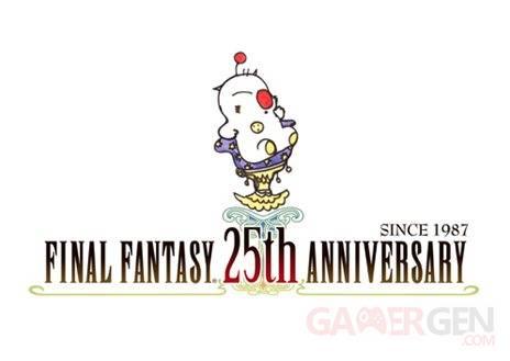 FInal Fantasy 25 anniversary 18.12.2012.