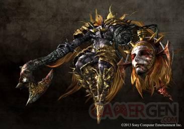 soul sacrifice dlc iron maiden 002